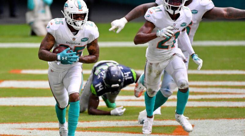 Miami Dolphins Week in Review