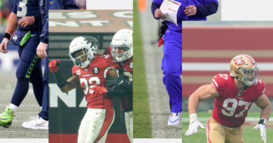 Estimulando o impacto no NFC West |  NFL Deep Dive – Sports Illustrated