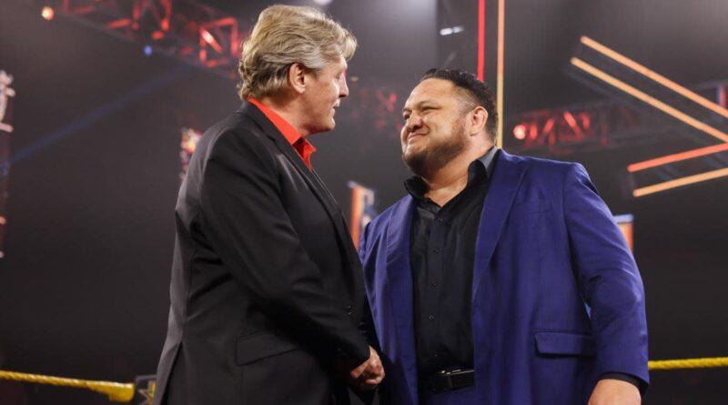 WWE NXT: Samoa Joe retorna após ser libertado para ser o executor de Regal – Sports Illustrated
