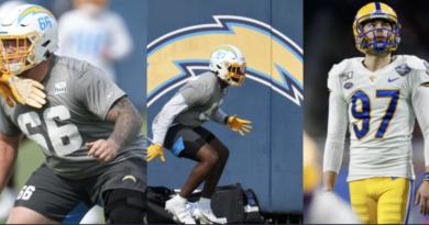 Três Chargers novatos não redigidos que poderiam fazer parte da lista – Sports Illustrated Los Angeles Chargers News, Analysis e muito mais
