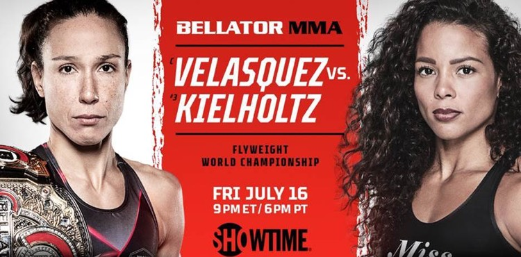 Bellator MMA 262: Carta de luta de Velasquez x Kielholtz finalizada