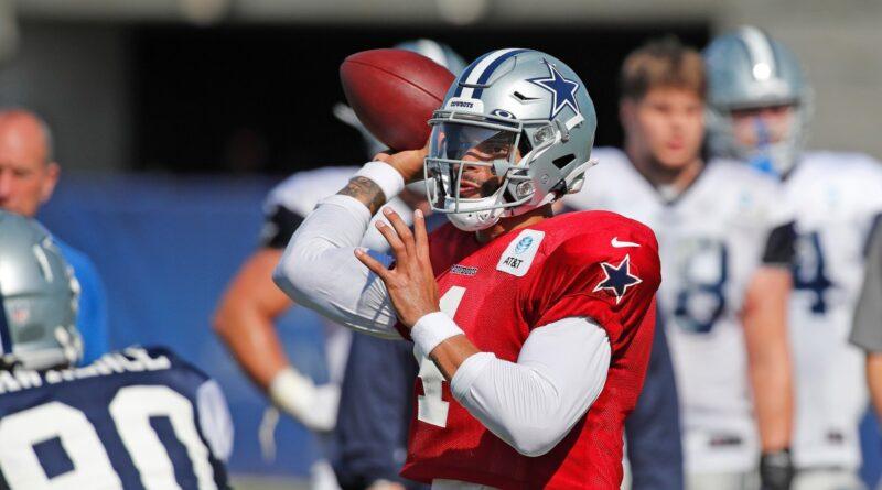 Dallas Cowboys em 'Hard Knocks' pela terceira vez com a série da HBO – Sports Illustrated