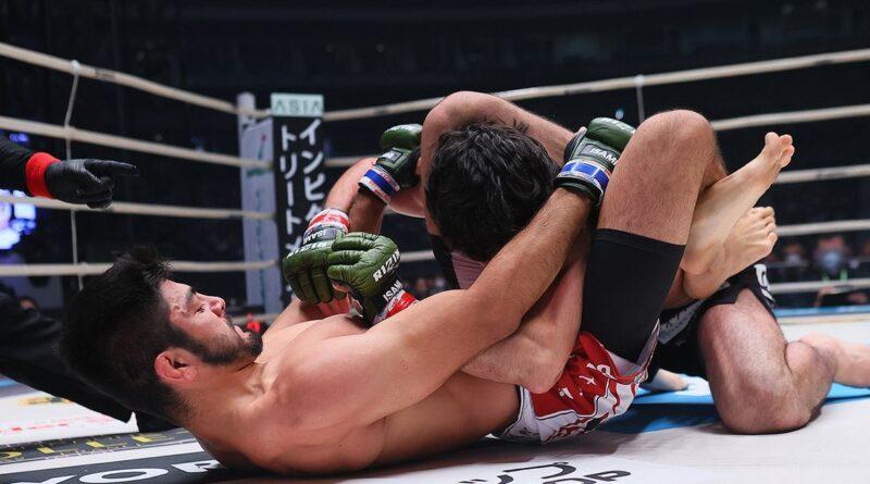 O campeão da RIZIN, Roberto Satoshi 'não tem desejo' de entrar no UFC, 'dificilmente ganharia' tanto dinheiro quanto no Japão