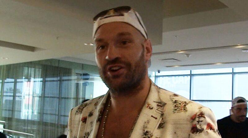Tyson Fury elogia Logan e Jake Paul, 'Breath of Fresh Air to Boxing'