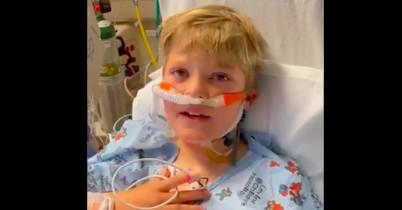 A história inspiradora de TJ Olsen mostra a importância da doação de órgãos