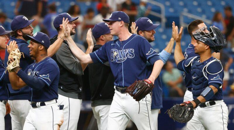 Rays no-hitter: Tampa Bay lança não-oficial no-no em sete innings – Sports Illustrated