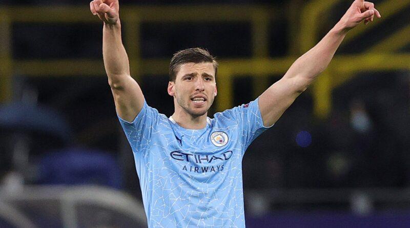 Dias eleito Jogador da Temporada da Premier League