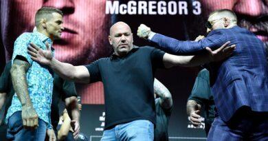 Poirier surge como favorito nas apostas sobre McGregor