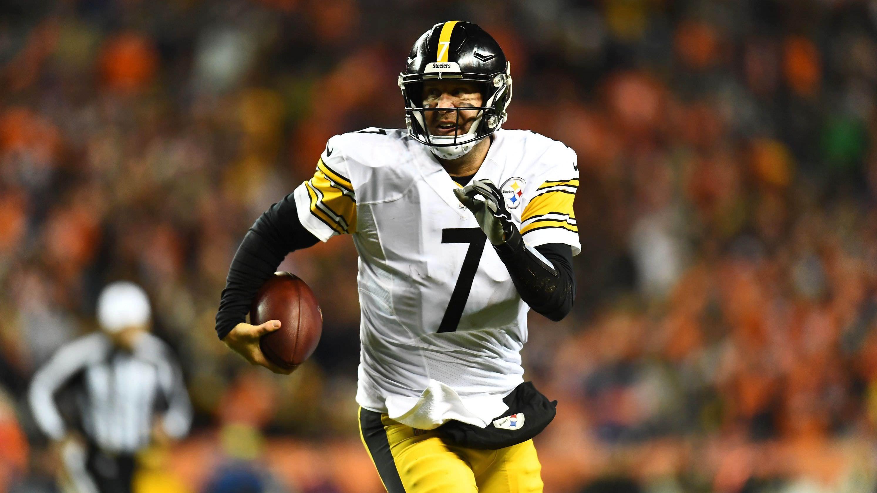 NFL QB Hot Sheet: Pode Ben Roethlisberger, Steelers se recuperar do colapso?
