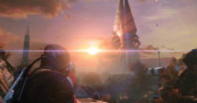 Mass Effect Legendary Edition (PS4)