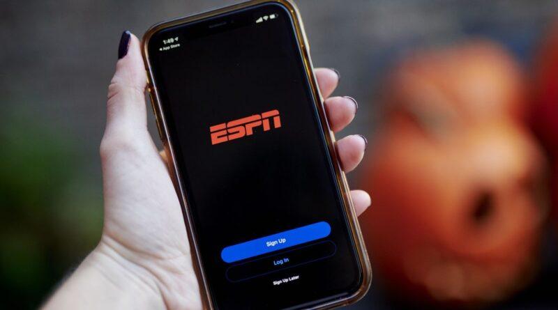 Disney aumenta preço da ESPN em + 17% após farra de direitos esportivos