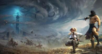 A primeira grande expansão de Conan Exiles, Ilha de Siptah, já foi lançada