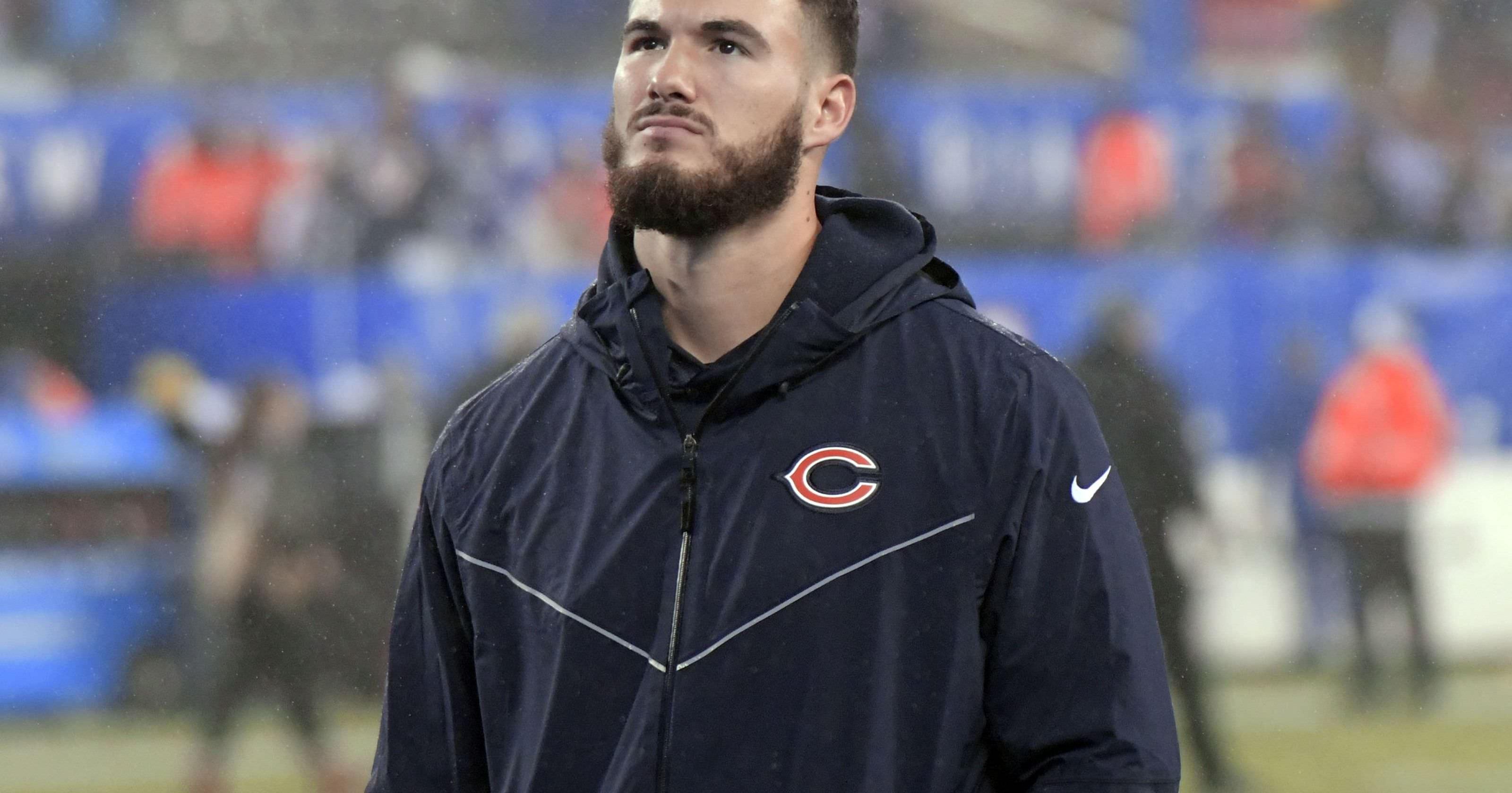 Trubisky espera retornar quando o Bears receber o Rams