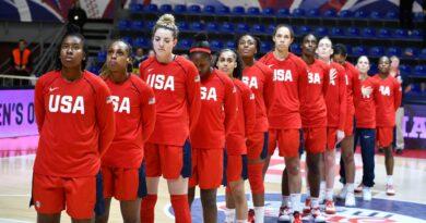 Classificação das equipes de basquete feminino das Olimpíadas de 2021: Alguém pode impedir a equipe dos EUA?