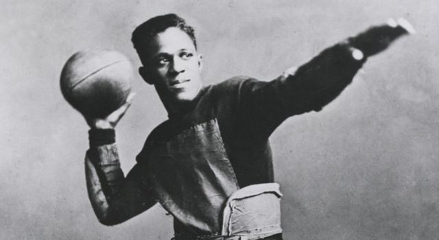 Produtor Joel B. Michaels desenvolvendo filme biográfico em Fritz Pollard, o primeiro jogador de futebol negro a jogar na NFL