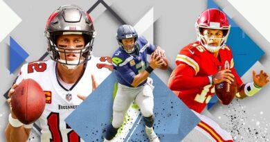 Melhores jogadores da NFL em todas as posições: Executivos e treinadores classificam os 10 primeiros em 2021