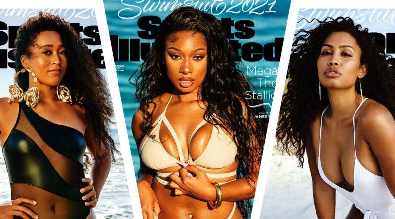 A Sports Illustrated disse que o verão das garotas gostosas com sua edição de maiô de 2021