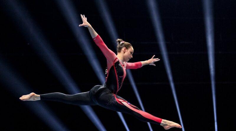 'Trata-se de criar patrimônio.'  O significado dos macacões de corpo inteiro dos ginastas alemães nas Olimpíadas de Tóquio