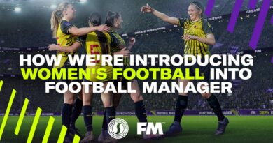 O Football Manager irá incorporar o futebol feminino ao jogo