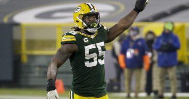 Rumores do Packers: Za'Darius Smith 'Acredita-se que esteja infeliz' com a conversão do contrato
