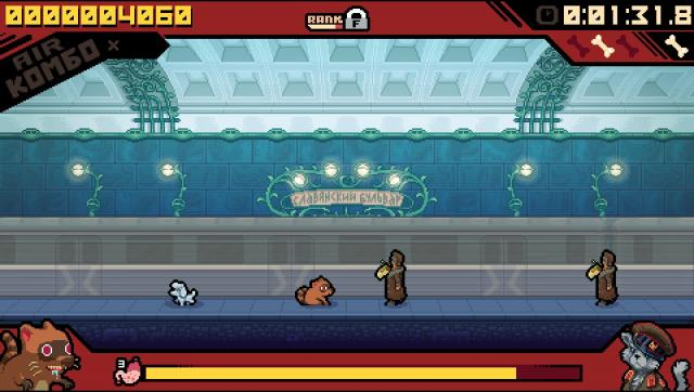 Russian Subway Dogs (PSV)