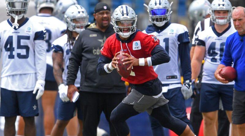 Os campos de treinamento da NFL serão 'normais' este ano?  O que sabemos sobre protocolos COVID-19, regras para jogadores não vacinados