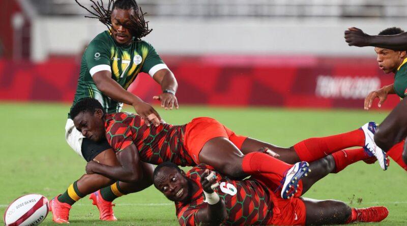 A NFL está em busca de talentos na África