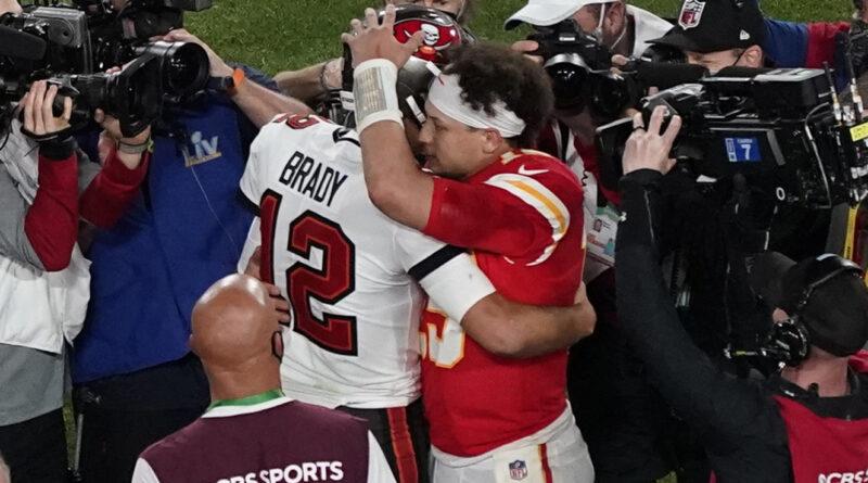Patrick Mahomes, Tom Brady, Aaron Rodgers e os melhores QBs do Madden NFL 22 avaliações de jogadores