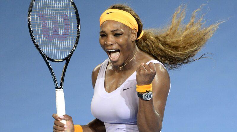 Serena Williams diz que seu autocuidado ainda é um 'trabalho em andamento'