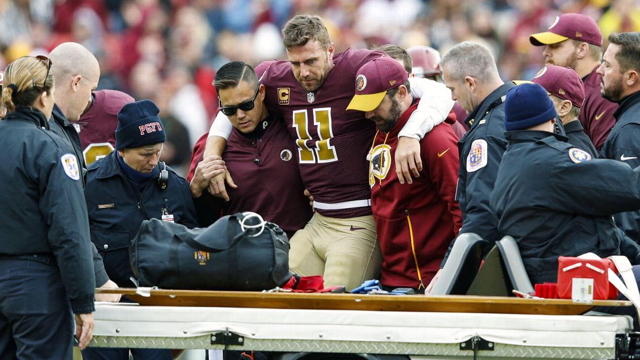Fontes: Smith sai do hospital, possível retorno da NFL