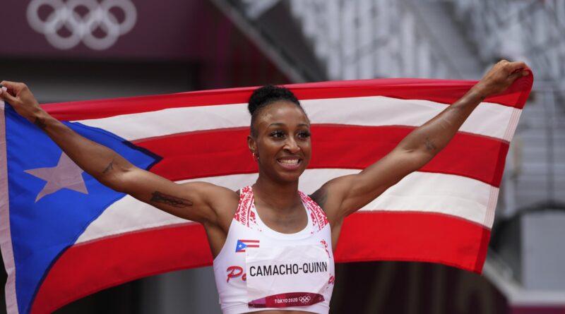 Últimos Jogos Olímpicos: Camacho-Quinn ganha ouro em 100 m com barreiras – Associated Press