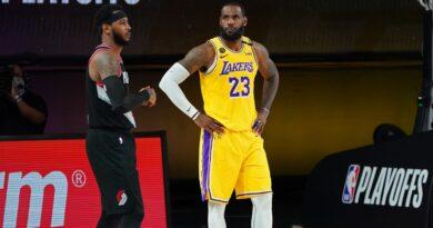 A união de LeBron James e Carmelo Anthony é uma história que se desenrola há 18 anos