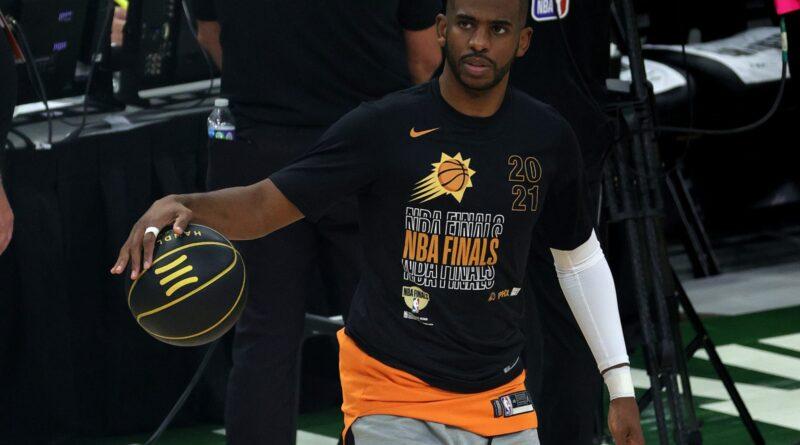 Chris Paul usou a oferta de US $ 100 milhões da Pelicans como vantagem com o Suns?
