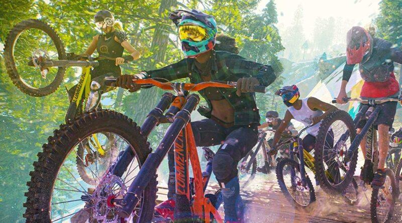 O jogo de esportes radicais da Ubisoft, Riders Republic, começa a versão beta no final deste mês