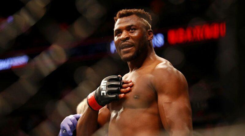 Ao fingir que Ngannou não importa, o UFC não finge que os títulos importam