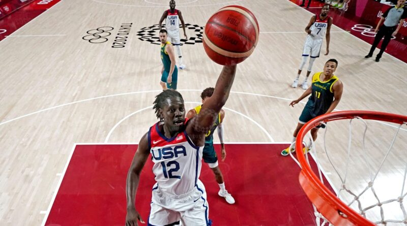 Atualizações ao vivo das Olimpíadas de Tóquio: basquete masculino dos EUA rumo ao ouro, atordoamento americano na maratona feminina – USA TODAY