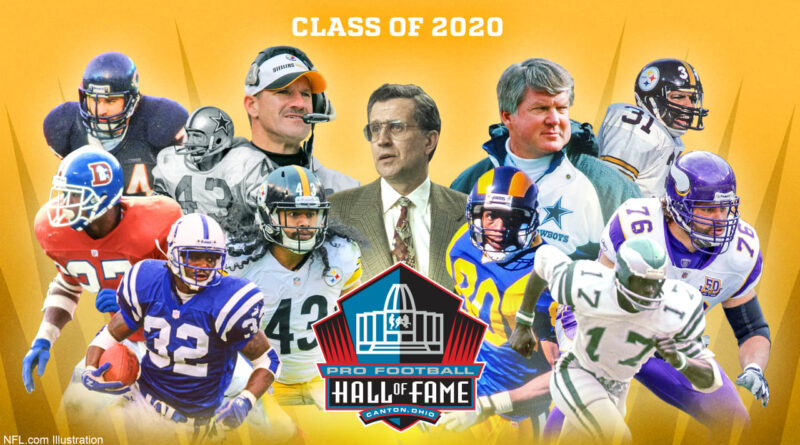 Hall of Fame Enshrinement: Recapitulando discursos, melhores momentos da aula da cerimônia de 2020 – NFL.com