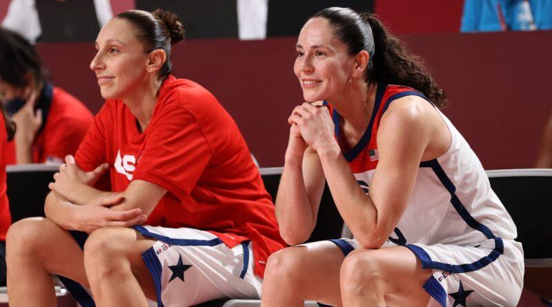 Sue Bird e Diana Taurasi, da equipe dos EUA, conquistam o quinto ouro olímpico no basquete feminino
