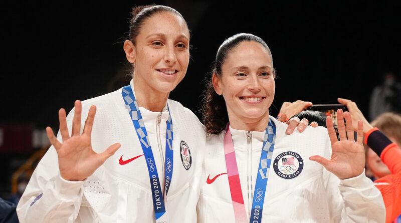 Bird e Taurasi ganham o quinto ouro e deixam o basquete feminino dos EUA em boas mãos – Sports Illustrated