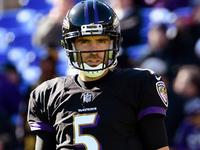 Joe Flacco não deve estar de volta com Ravens em 19