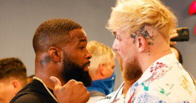 Vídeo: promoção de Jake Paul vs. Tyron Woodley 'superstar vs. lenda'
