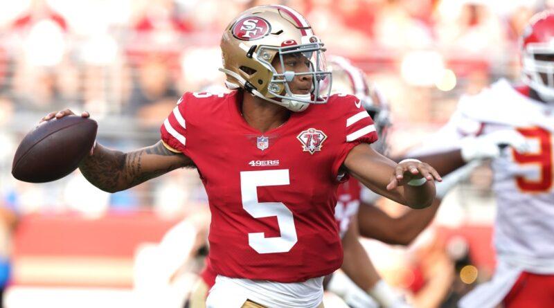 O novato dos 49ers, Trey Lance, impressiona com um passe para touchdown de 80 jardas na estreia da pré-temporada – Sports Illustrated