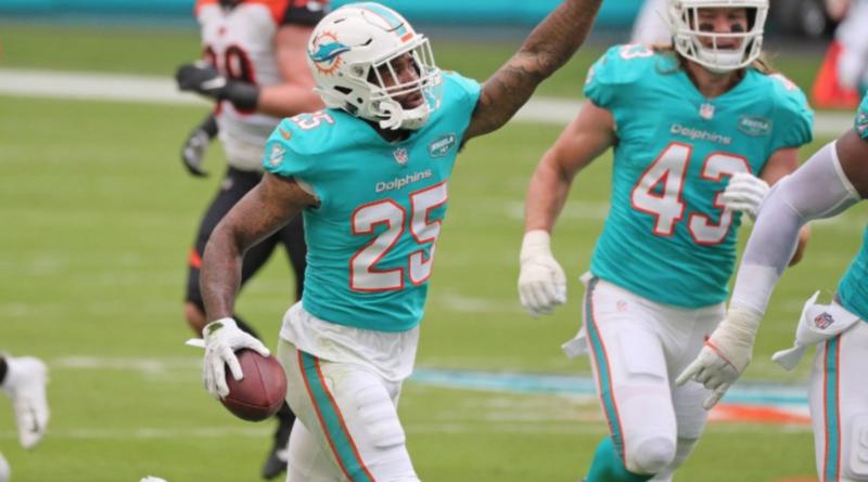Miami Dolphins descansando algumas partidas contra Chicago Bears