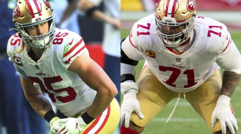 Os 100 melhores jogadores de 2021, Nos. 50-41: George Kittle dos 49ers cai para 50, Trent Williams retorna aos 42 – NFL.com