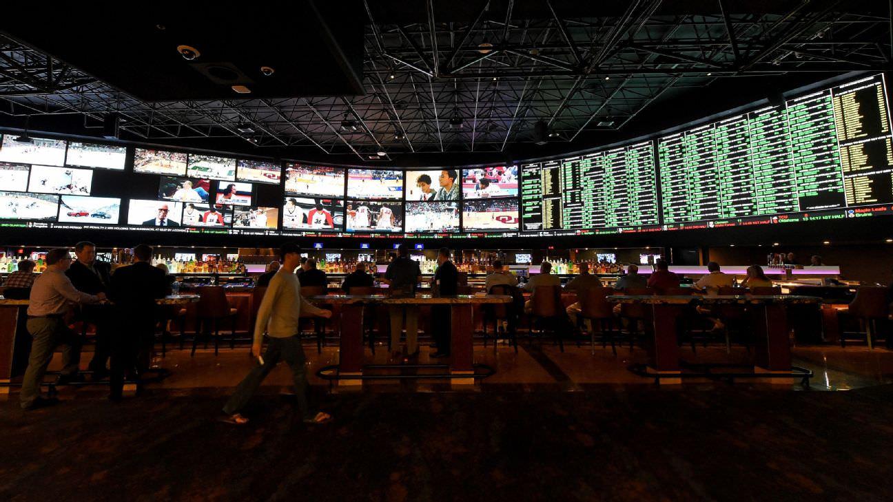 'Sports Gambler' tabbed mais influente de '18