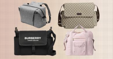 A melhor bolsa para fraldas chique e funcional – LeSportsac, Herschel, Rebecca Minkoff e mais