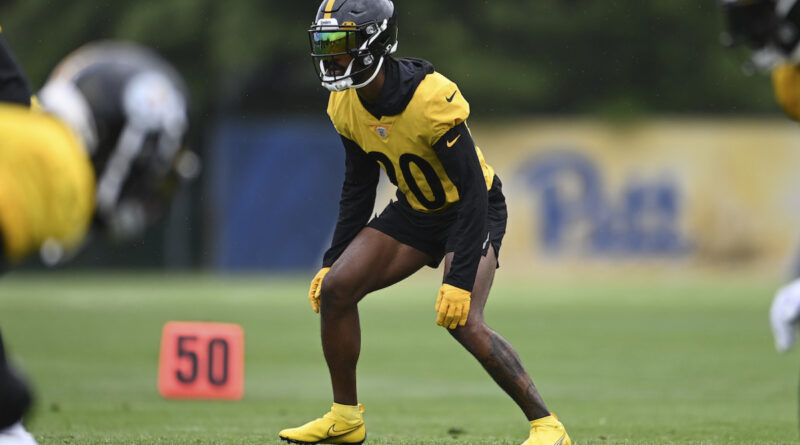 Pittsburgh Steelers Testando Mudança no Cornerback – Sports Illustrated Pittsburgh Steelers News, Analysis and More