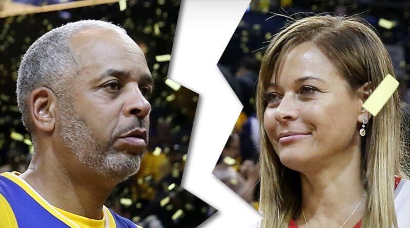 Sonya, mãe de Steph Curry, pede o divórcio da Dell