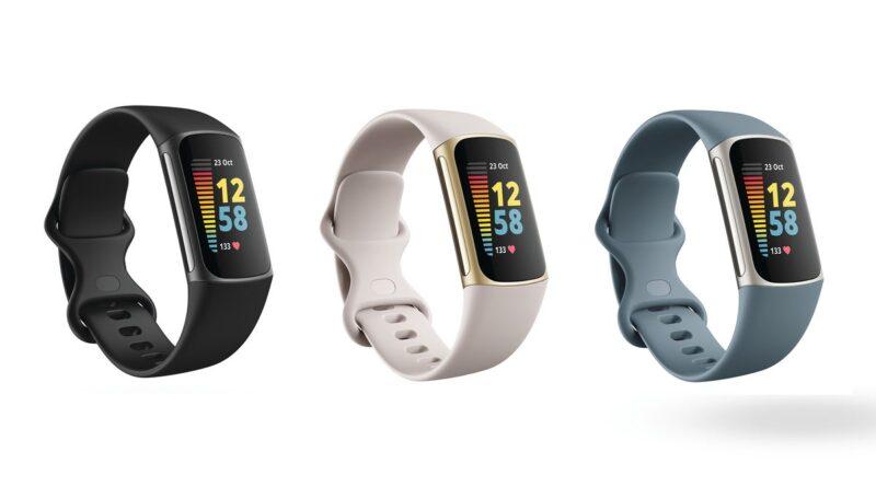 O Fitbit's Charge 5 revela dicas sobre o futuro do Android Wear