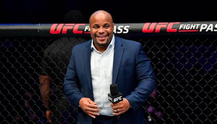 Daniel Cormier compartilha sua lista dos cinco melhores lutadores do UFC de todos os tempos